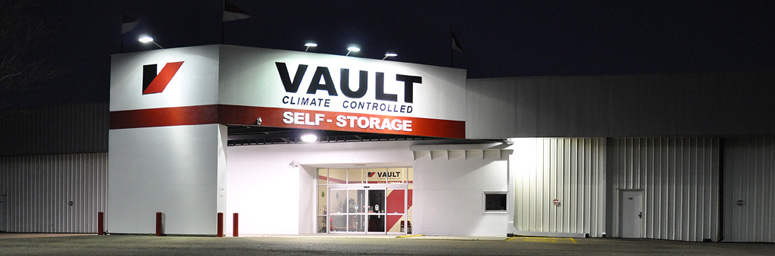Vault Self Storage in Baton Rouge